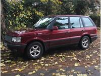 Range Rover 4.0 V8 Auto LPG