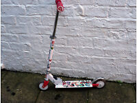 One Direction 1D Folding In-Line Scooter