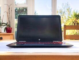 HP Omen 15 Gaming Laptop GTX 1050 1TB i5-7300HQ
