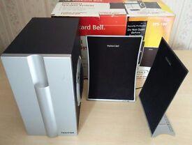 Packard Bell speaker system