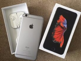 Apple iPhone 6S Plus 64GB in space grey.