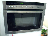 Neff Integrated Built in Compact Electric Multifunction Micro Oven