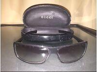 100% Authentic Gucci Women's sunglasses with Diamanté logo