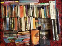 approx 150 books inc ref fiction hardback etc. mostly in new condition or new