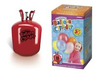 Helium Balloon Canister