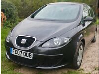 Seat Altea 1.9 Reference 5dr Diesel Manual 2007 | 101524 miles