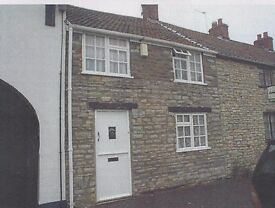 Nice 2 bed cottage in Pucklechurch (20 mins north of Bristol. 10 mins M4/UWE). No garden. No pets