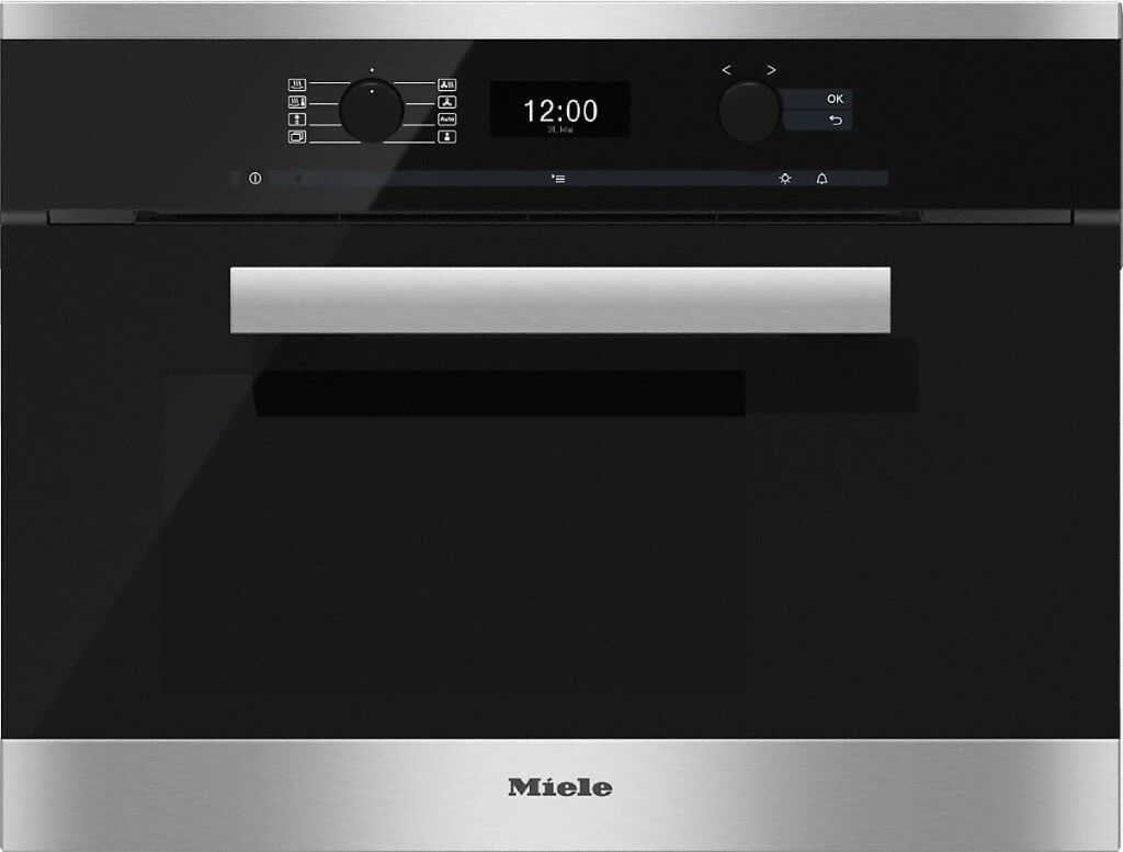 Miele steam combination oven DGC6400 (nearly new)