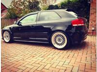 ALLOY SWAP!! BBS REPS WITH BRAND NEW TYRES