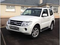 2014 Mitsubishi Shogun 3.2 DI-DC SG2 3dr (SWB)+++ finance available +++