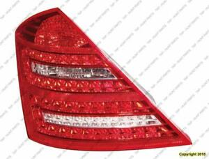 Tail Lamp Driver Side High Quality Mercedes S-Class 2010-2013