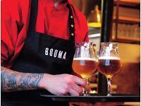 Restaurant Manager for award winning restaurant, Booma-Brixton