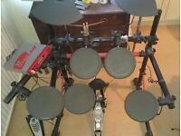 Yamaha DTXPRESS II Electronic Drum Kit