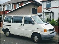 1994 VW T4 Westfalia Camper, Left-hand drive, 2.5 litre petrol engine in very good condition
