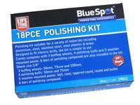 Bluespot 18 piece polishing kit
