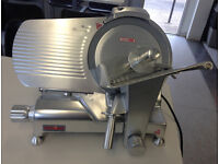 "Medium Duty Meat Slicer w/ 10"" Blade HBS-250L - USED"