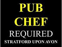 FULL TIME CHEF - Stratford upon Avon