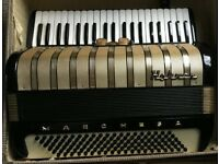 HOHNER MARCHESA 120 BASS 41 KEY ACCORDION WITH CASE