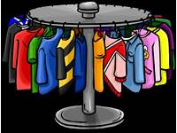 We collect for free or buy used clothes,shoes, ladies,men's or kids, branded or non branded