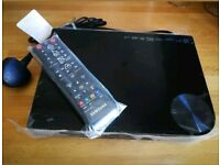 Samsung BlueRay DVD Player New without box