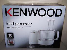 Brand New & Boxed Kenwood FP108 300w Food Processor
