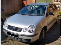 2003 VW Polo 1.4TDI