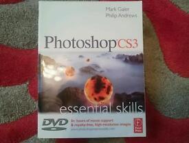Photoshop book dvd software tutorial digital camera slr DSLR photography