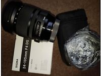 Sigma 24-105 (Art) f4 DG OS HSM Zoom Lens for Canon