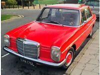 Mercedes 220D W115 /8 Diesel 1973 Classic