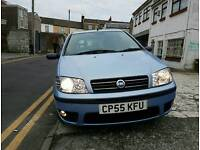 Fiat Punto Sunroof Special **New MOT and Low Mileage**