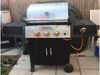Anthony Worral Thompson 3 burner with side burner