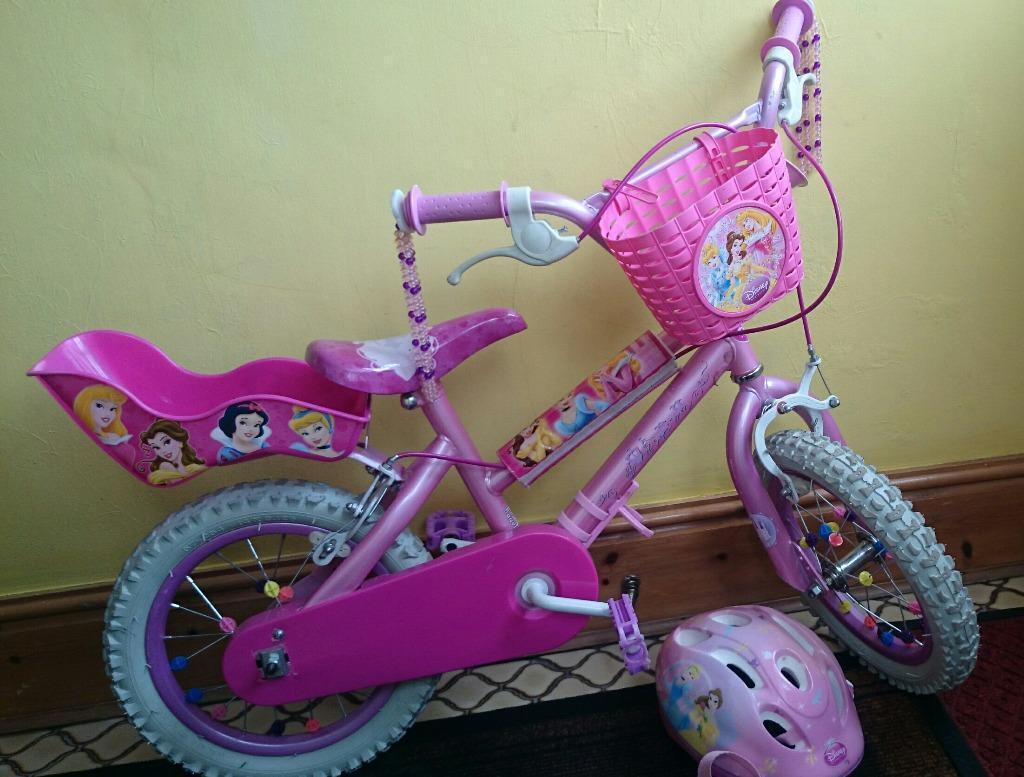Disney Princess 14 Girls Bike