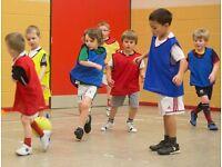 CHILDREN'S FOOTBALL