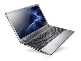 SAMSUNG NP350V5C 500GB HDD 6GB RAM INTEL PENTIUM B970 WINDOWS 10