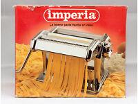 Imperia SP150 Duo-cutter pasta machine for make: lasagne, fettuccine and tagliatelle