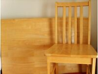 Kitchen Table & 4 Chairs for sale.