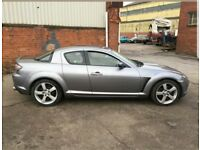 Mazda rx8 in very good condition