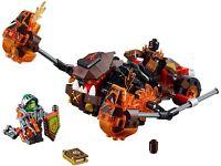 Lego Nexo Knights 70313 - Molters Lava Smasher