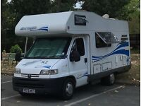 Peugeot Boxer Hymer Swing incl bikes READY TO TOUR