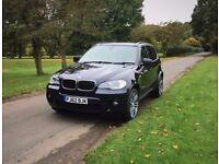 BMW X5 30D 62' PLATE, NEW MOT NO ADVISORIES, FBMWSH, £5K UPGRADES