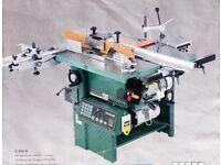 Lurem Machine Saw, Planer, Spindle Moulder, Thicknesser