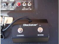 Blackstar Artist 30 Valve Guitar Amplifier