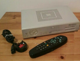 Pace Sky Digibox Model Number DS430N Plus Mains Lead & Remote idesl for spare room