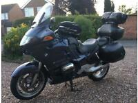 Bmw with rebuilt engine r1150rt 1150rt 1150 rt