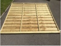 Brand new Fence Panel for sale.
