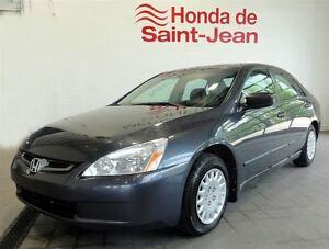 2005 Honda Accord DX A/C-Gr.Électrique