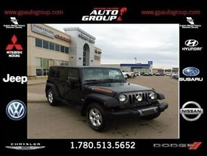2010 Jeep WRANGLER UNLIMITED SPORT|MOUNTAIN EDITION