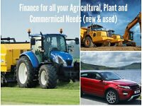 Rural Finance NI - Finance for all your Agri, Plant & Commercial Needs