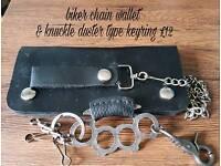 Bike wallet & key chain