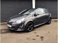 2014 VAUXHALL CORSA 1.3 CDTI LIMITED EDITION DIESEL FINANCE AVAILABLE